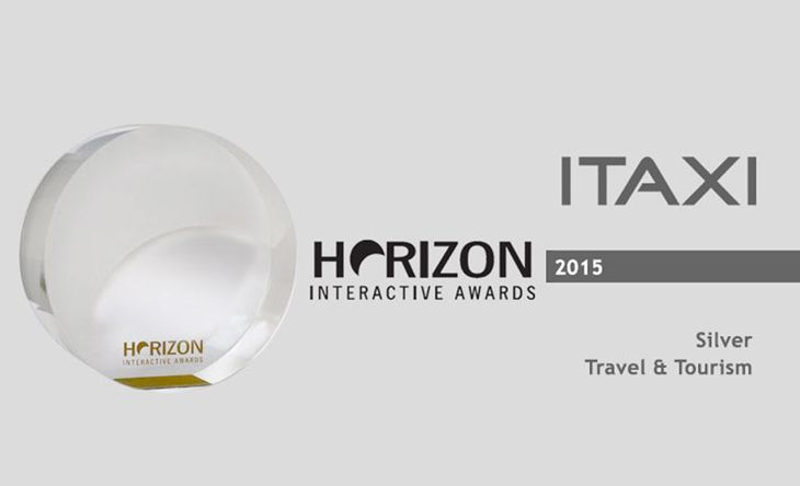 WEBSITE DESIGN 2015 HORIZON INTERACTIVE AWARD